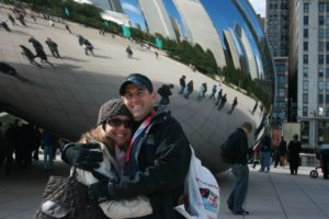 Cindy, Me, and the Bean