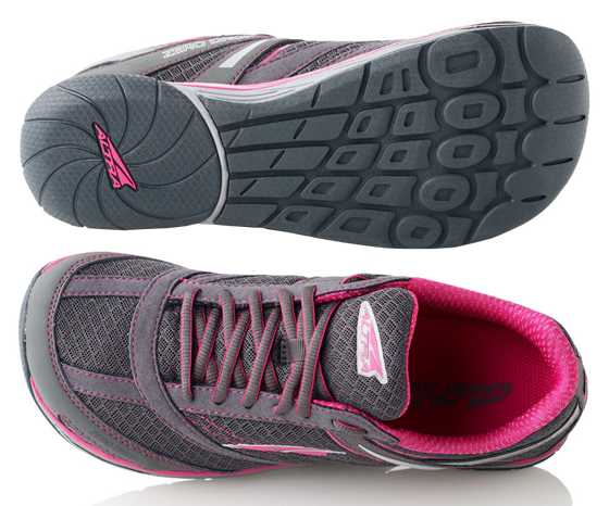 Altra Women's running shoe zero drop