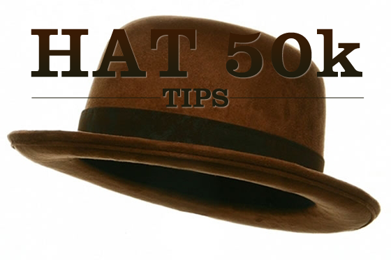 HAT 5ok Tips