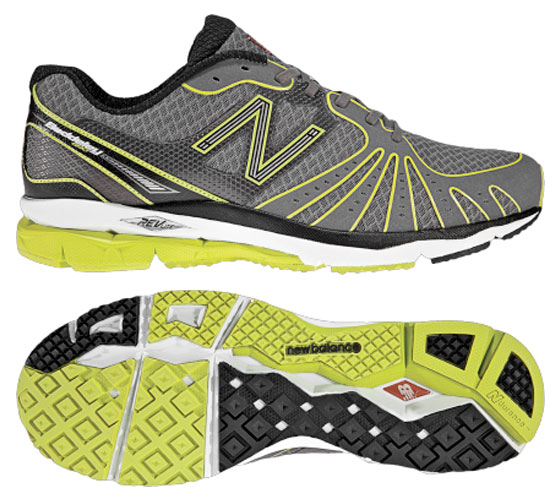 Estable Buque de guerra lucha  New Balance Baddeley 890 Running Shoe Review » Believe in the Run