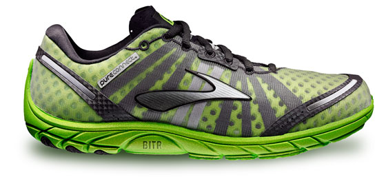 new york 03f5a b3283 First Impression  Brooks Pure Connect Shoe Review » Believe in the Run