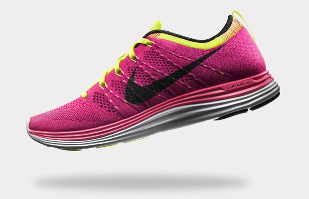 online retailer aff07 3ad20 Nike Lunar 1 Flyknit Women s Running Shoe Review » Believe in the Run