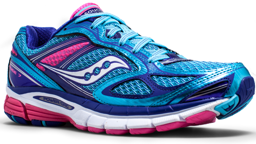 Saucony Guide 7 Running Shoe Review - Believe In The Run