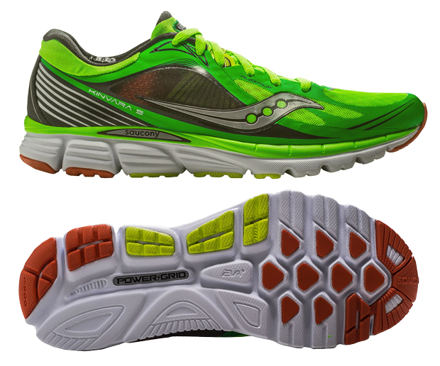 Saucony Kinvara 5 Review » Believe in the Run