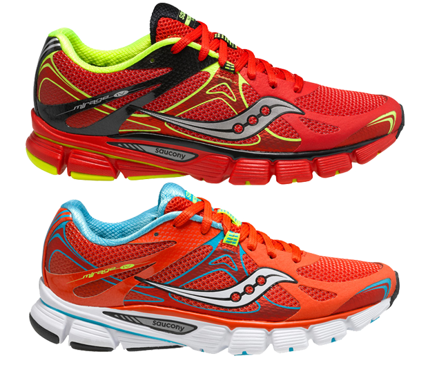 c6dd76cd Saucony Mirage 4 Review » Believe in the Run