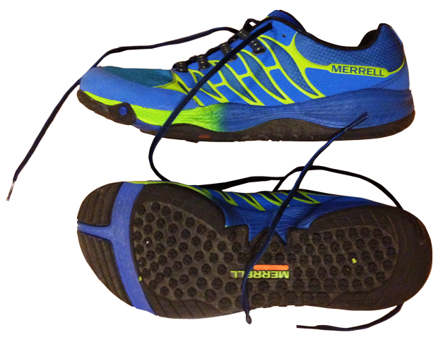 The Merrell All Out Fuse Running Shoe Review  U00bb Believe In The Run