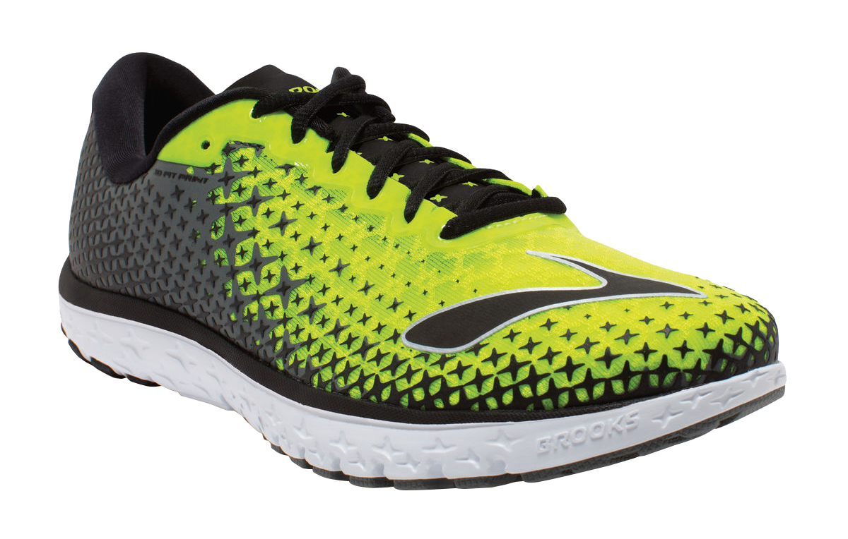 Brooks Running Pure Flow 5 Review - Believe in the Run