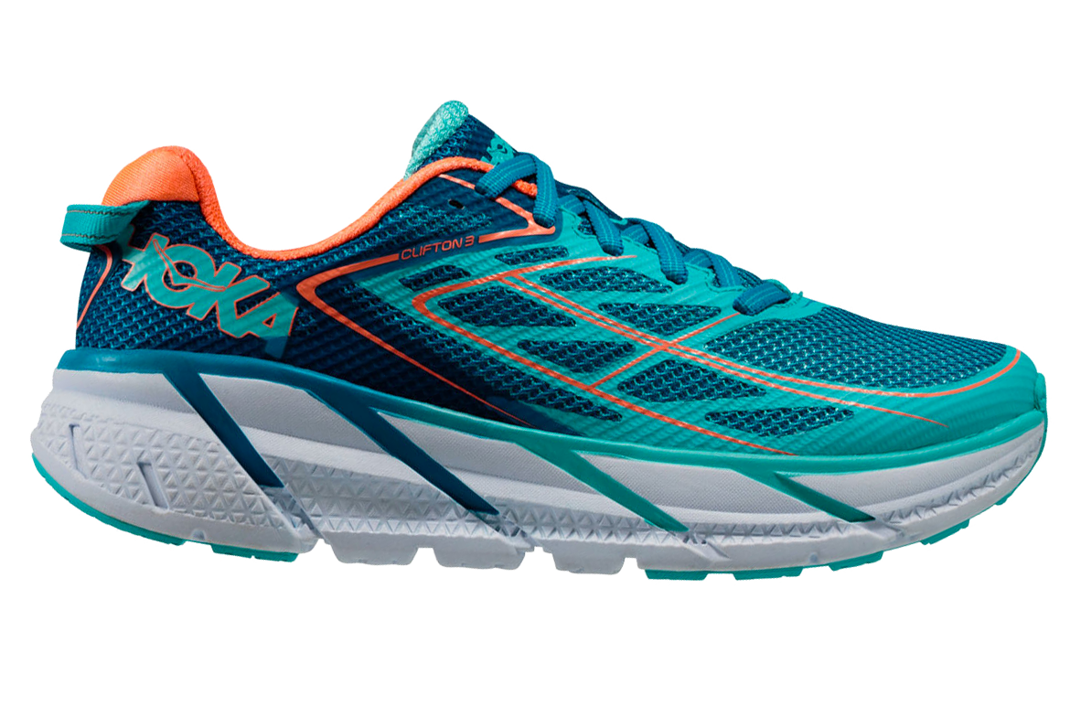 HOKA One One Clifton 3 Running Shoe Review - Believe in the Run
