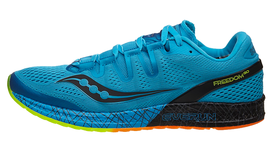 Saucony Freedom ISO Running Shoe Review » Believe in the Run 48216740ae7