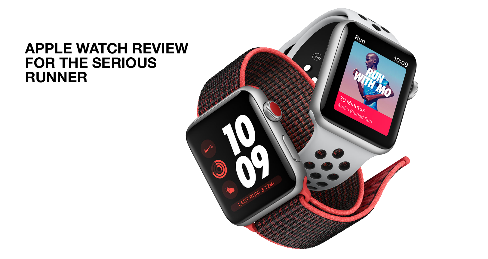 Apple Watch Series 3 for the serious runner » Believe in the Run