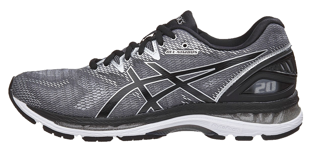 gel nimbus 20 platinum review