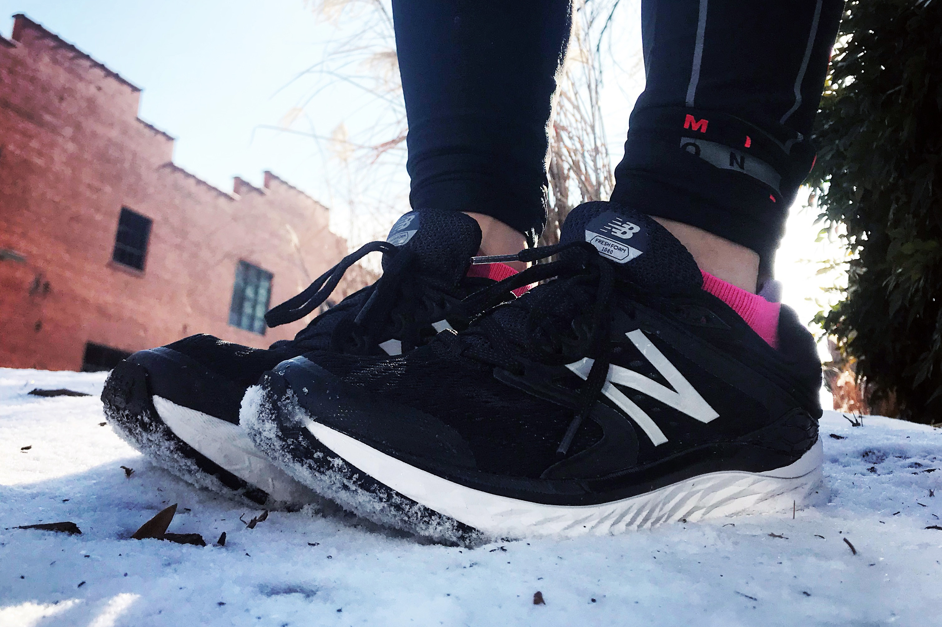 New Balance 1080 v8 Performance Review » Believe in the Run