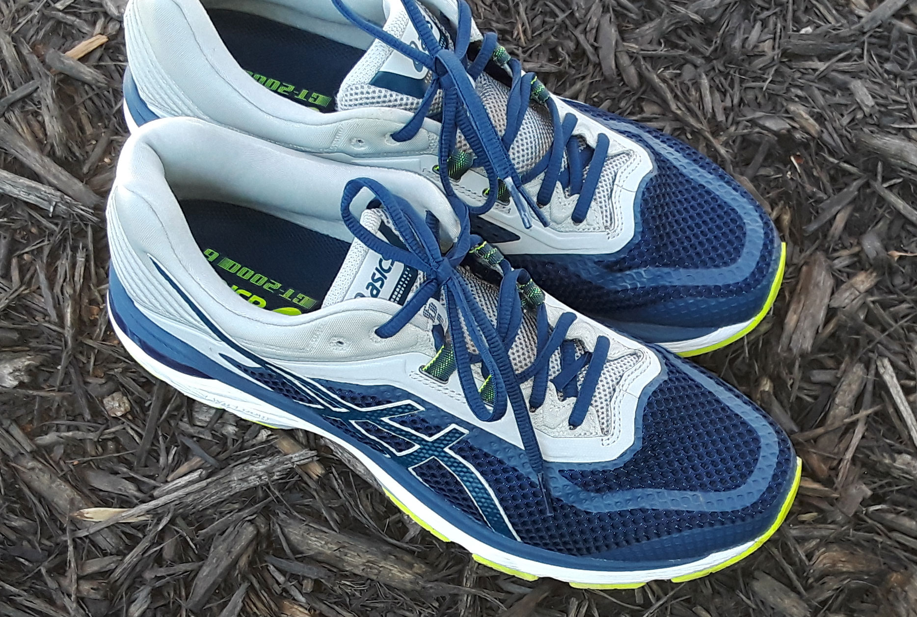 Asics GT 2000 6 Review » Believe in the Run