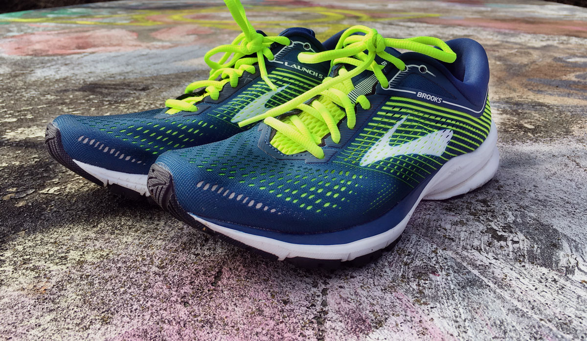 96724d12f35 Brooks Launch 5 Performance Review » Believe in the Run