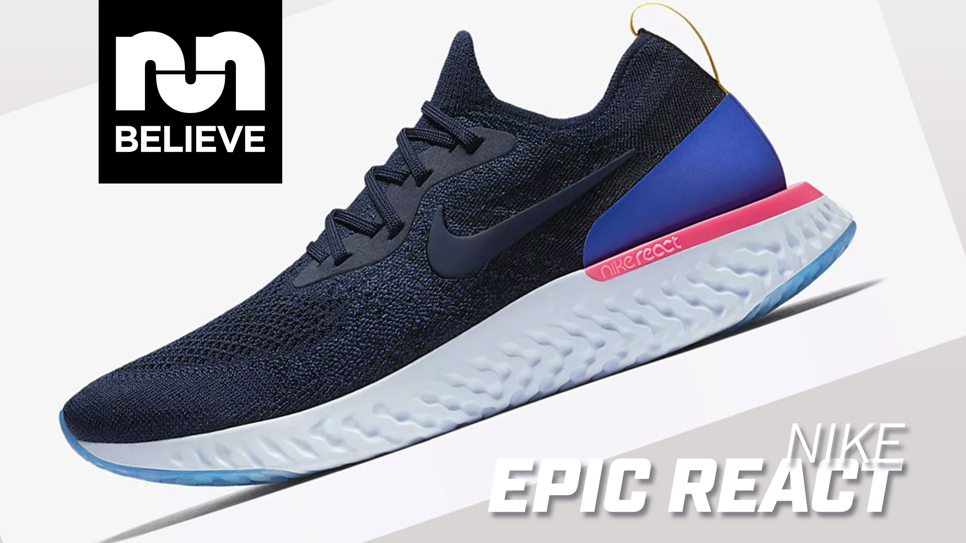 super popular b0f87 ffbb5 Nike Epic React Video Performance Review for Runners
