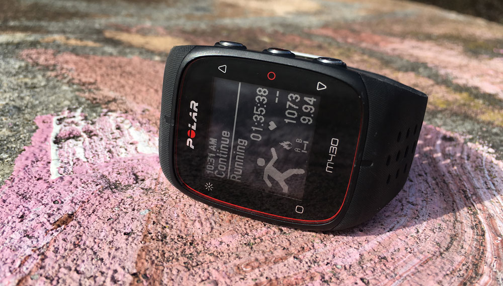 Polar M430 Gps Hrm Watch Review Believe In The Run