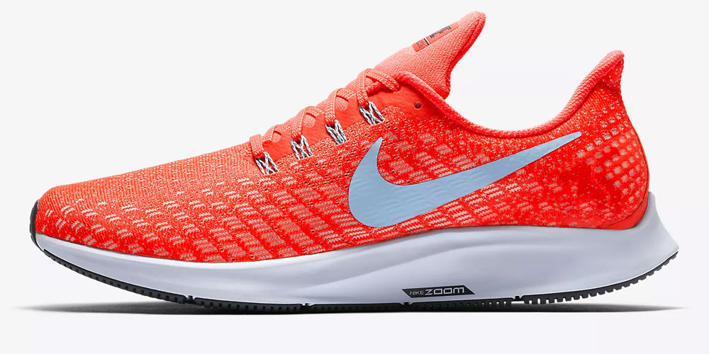 quality design bda1b 19e4c Nike Pegasus 35. The Good