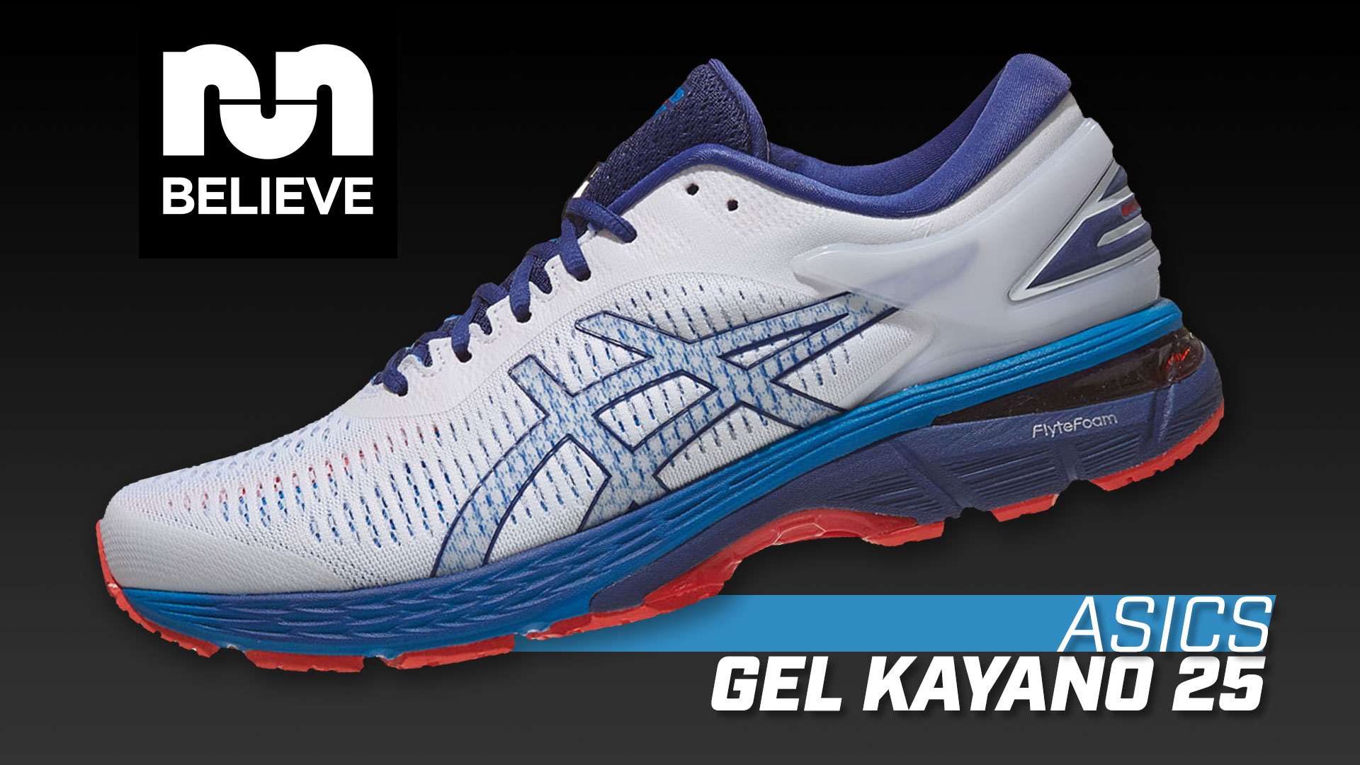 Asics Gel Kayano 25 Video Performance Review » Believe in