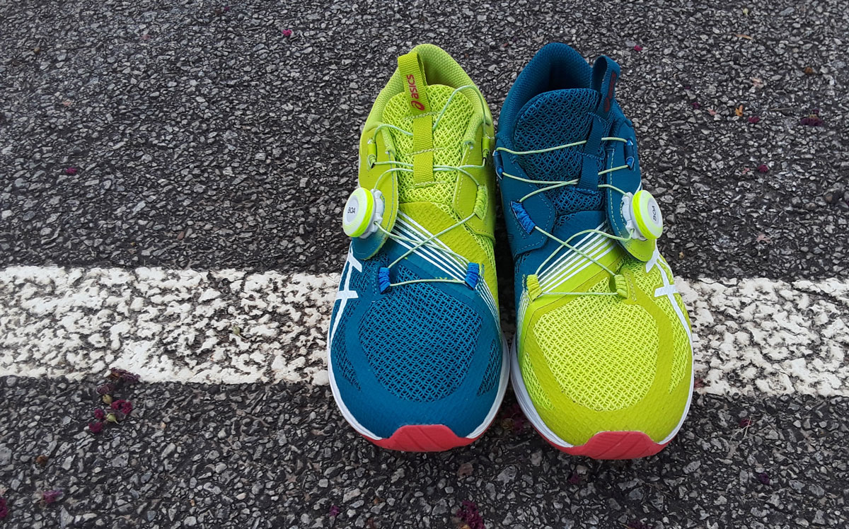 ASICS GEL Four Five One Performance Review » Believe in the Run