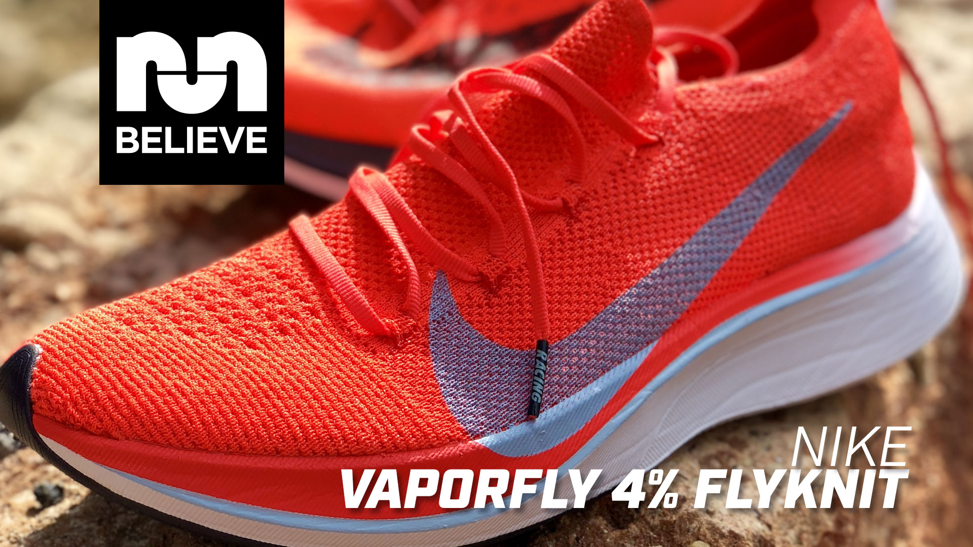 Nike Vaporfly 4% Flyknit – First Impression » Believe in the Run