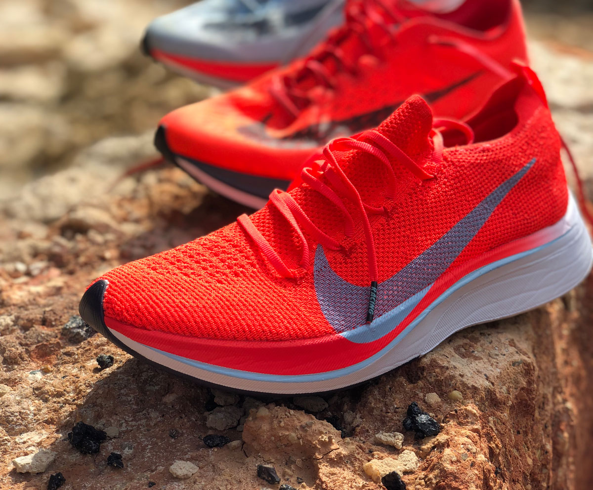 25e61e2a33bb Nike VaporFly 4% Flyknit Performance Review » Believe in the Run