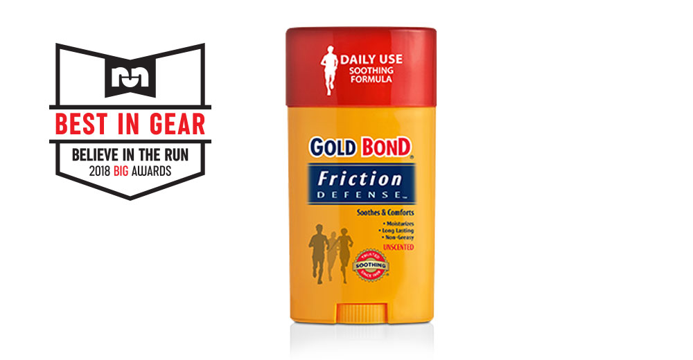 Goldbond friction defense