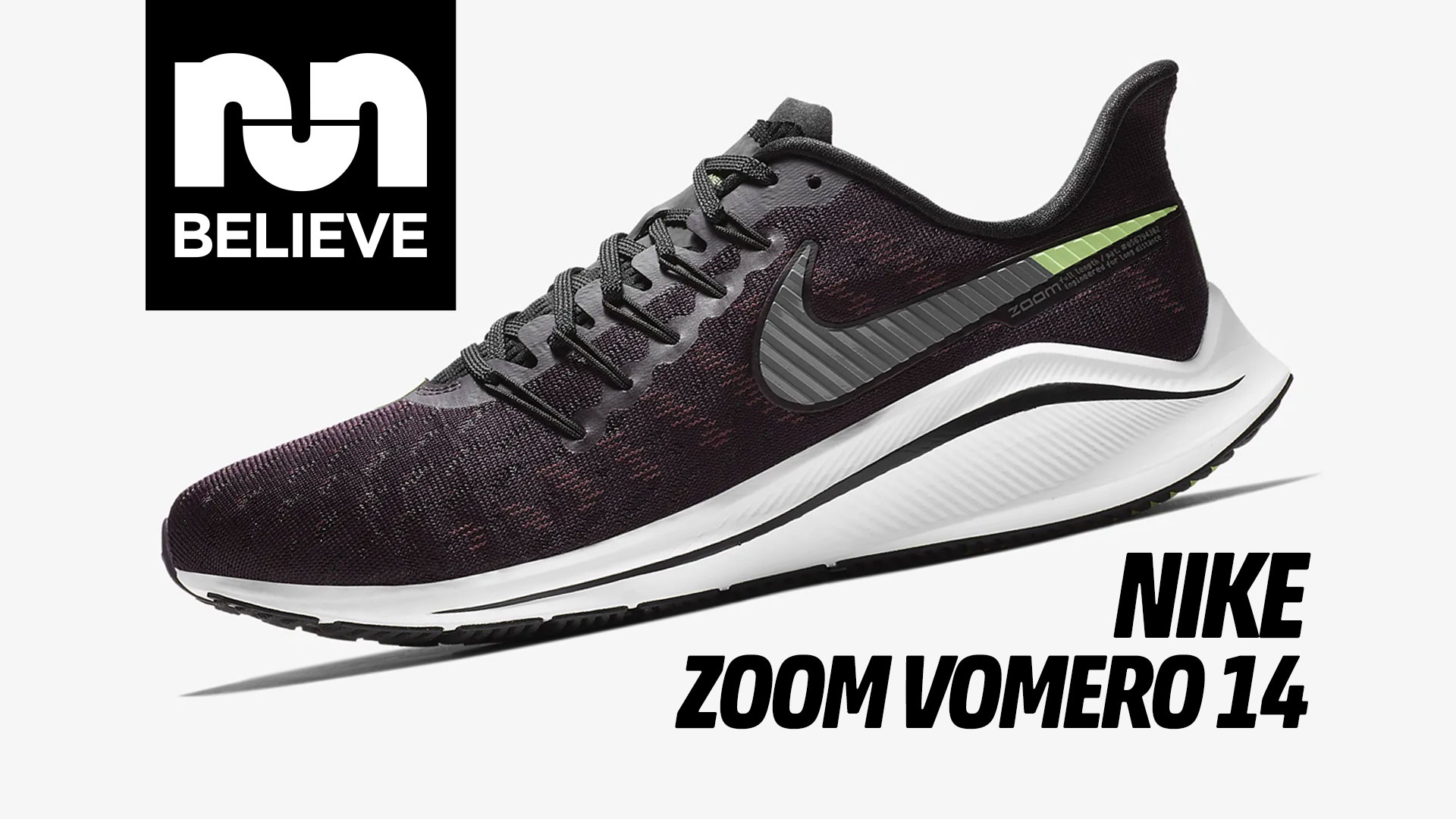 buy online 79ab8 6fd31 Nike Zoom Vomero 14 Video Performance Review » Believe in ...