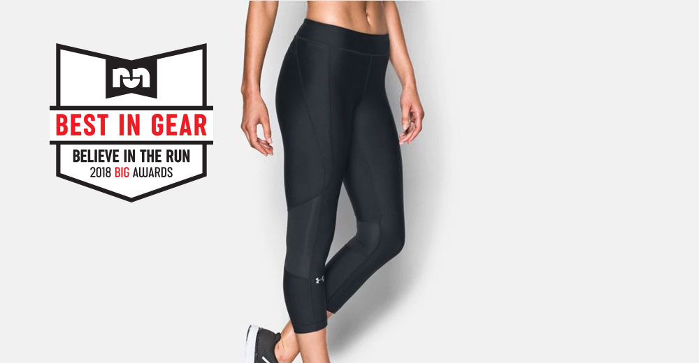 Under Armour Heatgear crop