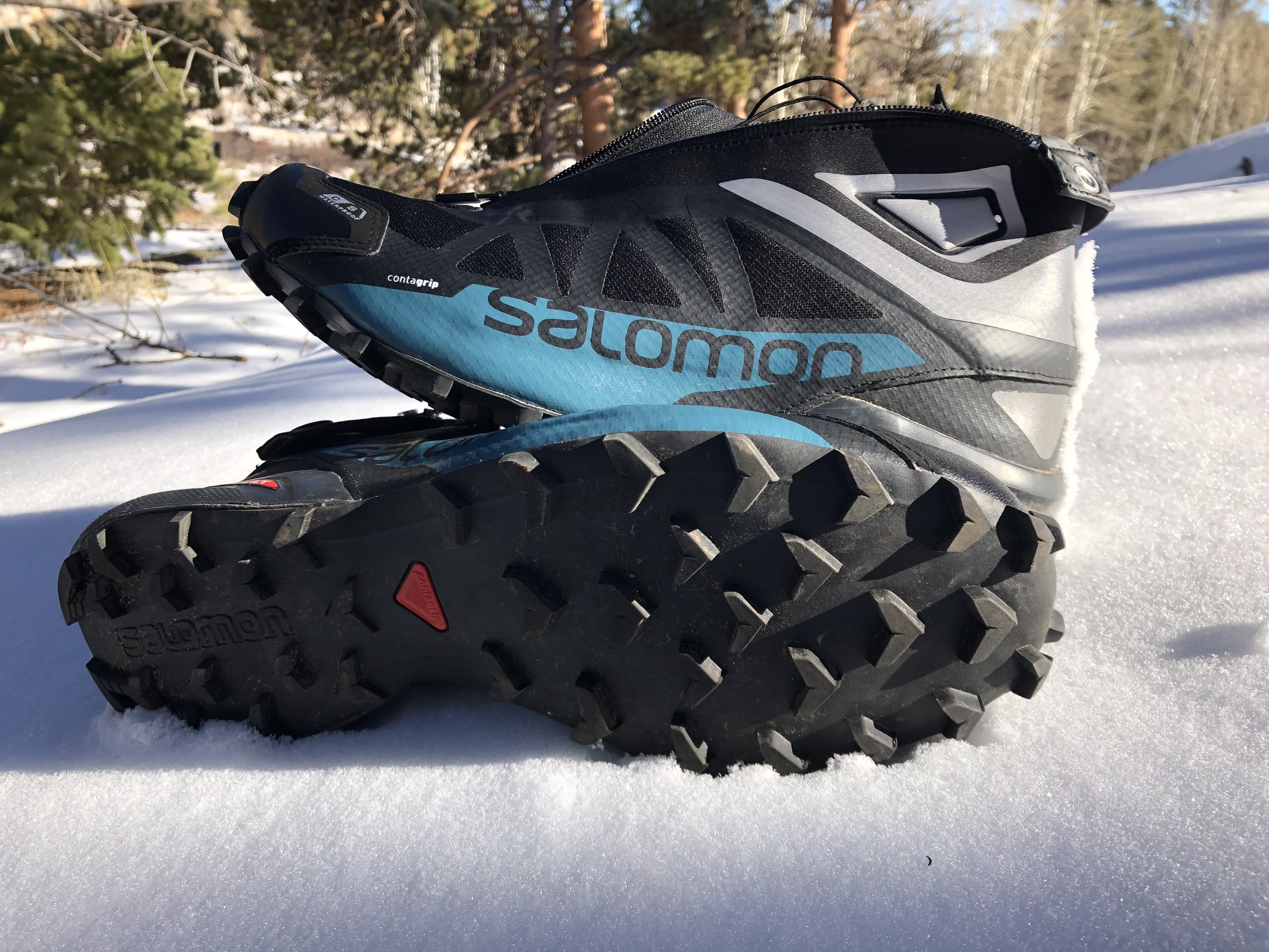 newest b476a 6ebe3 Salomon Snowcross 2 Performance Review » Believe in the Run