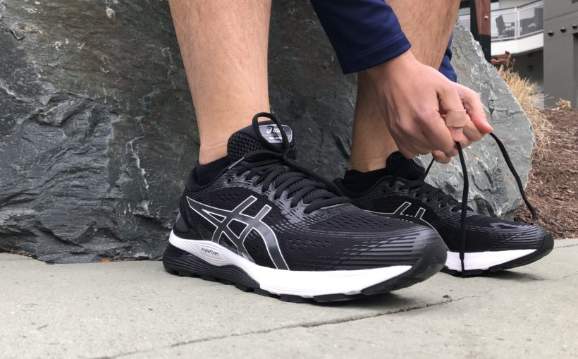 ASICS Gel Nimbus 21 Performance Review » Believe in the Run