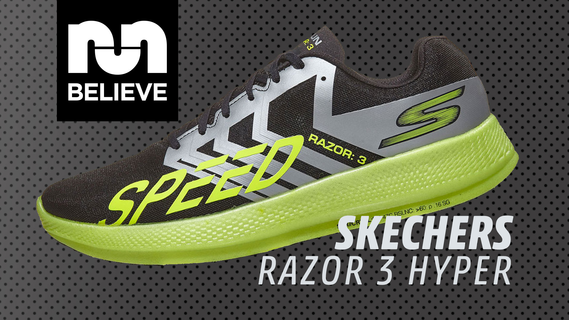 d7f625b9 Skechers GOrun Razor 3 Hyper Video Performance Review » Believe in ...