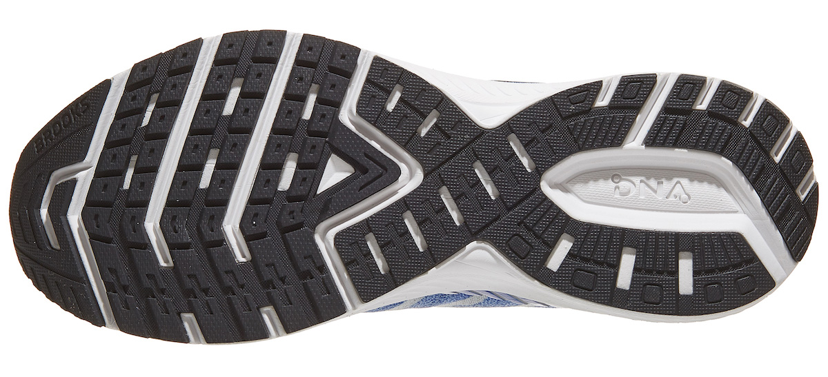 Brooks Ravenna 10 Outsole