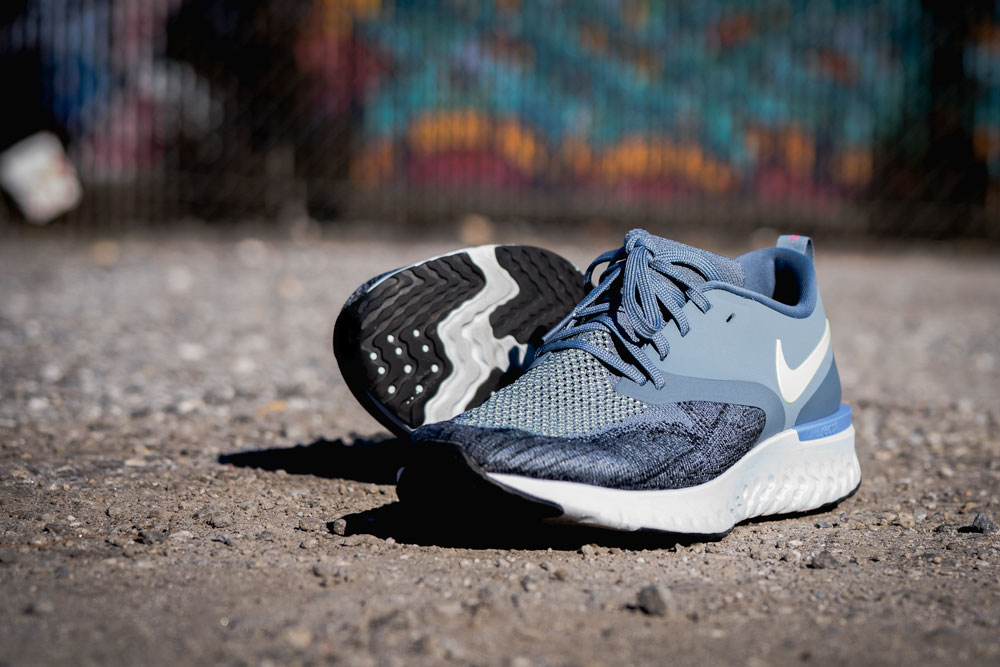 quality design aa347 e4978 Nike Odyssey React Flyknit 2 Performance Review » Believe in the Run