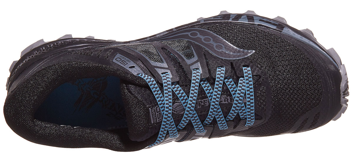 Saucony Peregrine ISO Top View