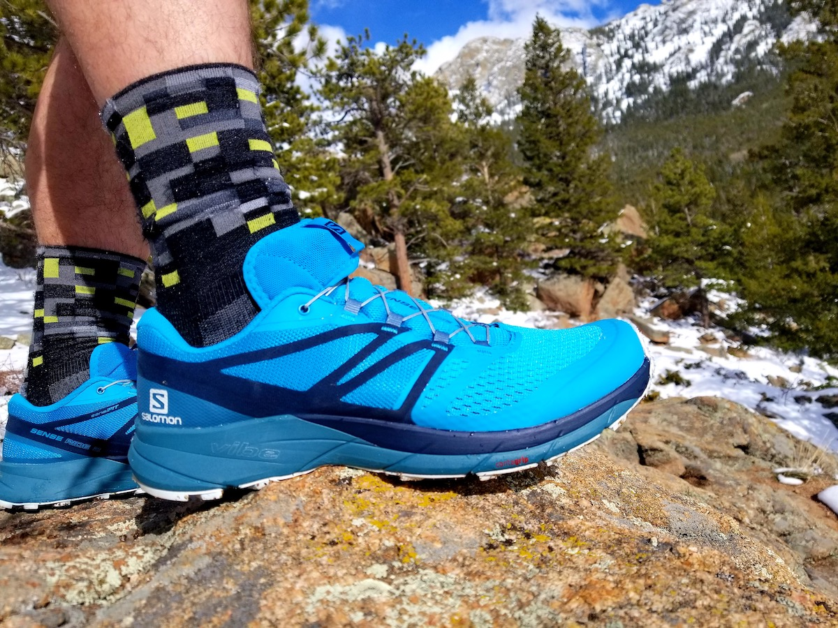 info for aab63 5c796 Salomon Sense Ride 2 Performance Review » Believe in the Run