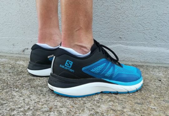 SALOMON SONIC RA MAX 2 COOL SHOT