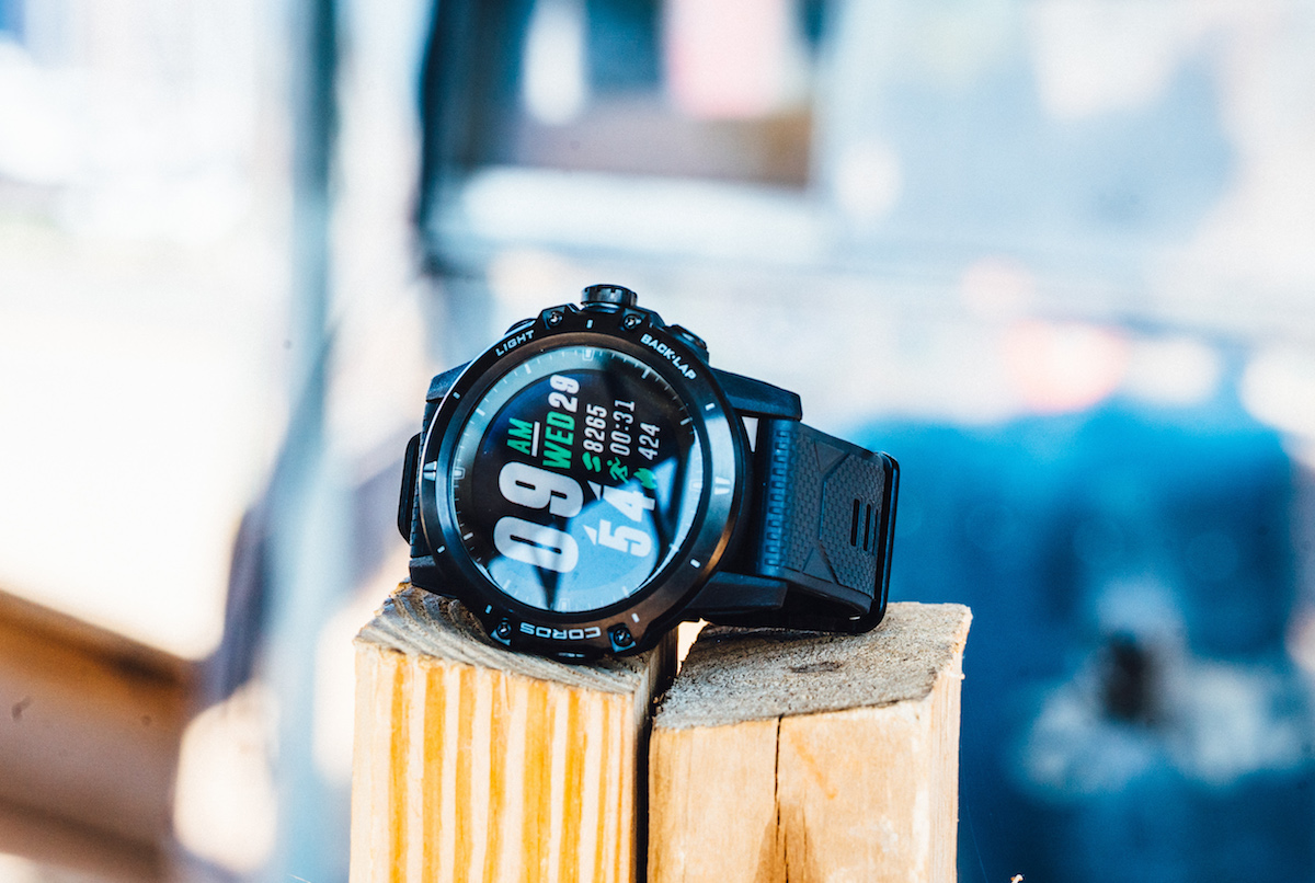 COROS VERTIX GPS Adventure Watch Review » Believe in the Run