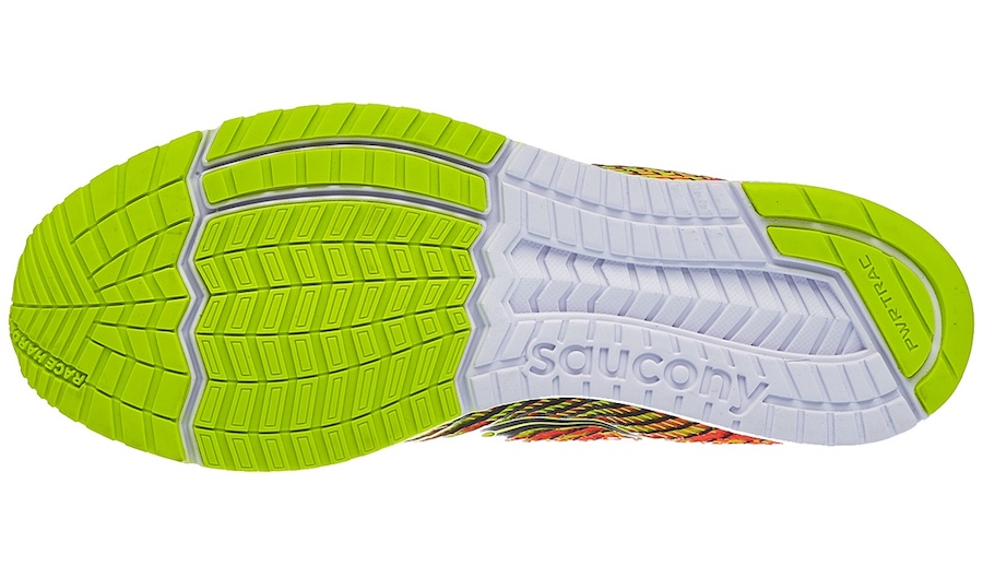 Saucony Type A9 Outsole