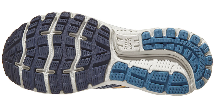 brooks ghost 12 outsole