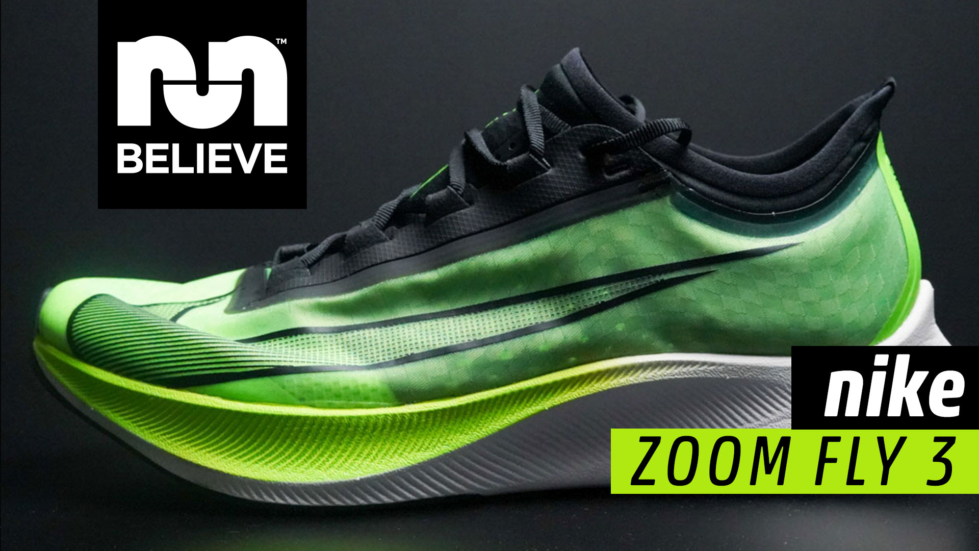 usa cheap sale more photos cheaper Nike Zoom Fly 3 Video Performance Review » Believe in the Run