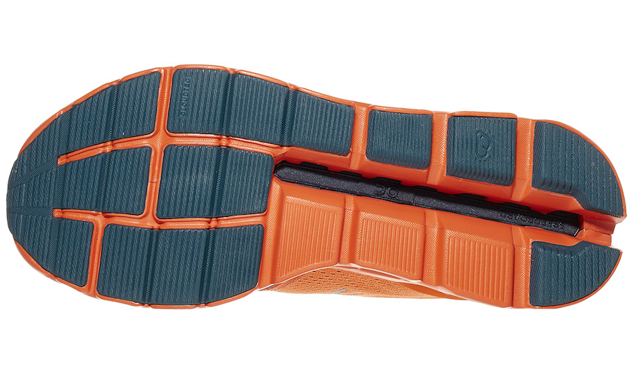 On Cloudstratus outsole