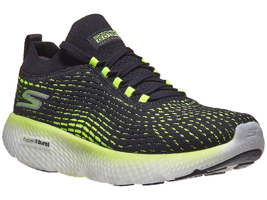 skechers max road 4 hyper upper