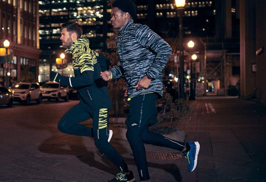 brooks lsd pullover running