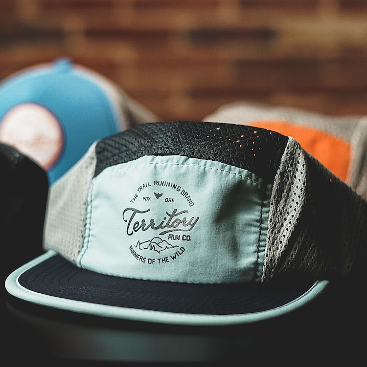 territory run co. long haul hat