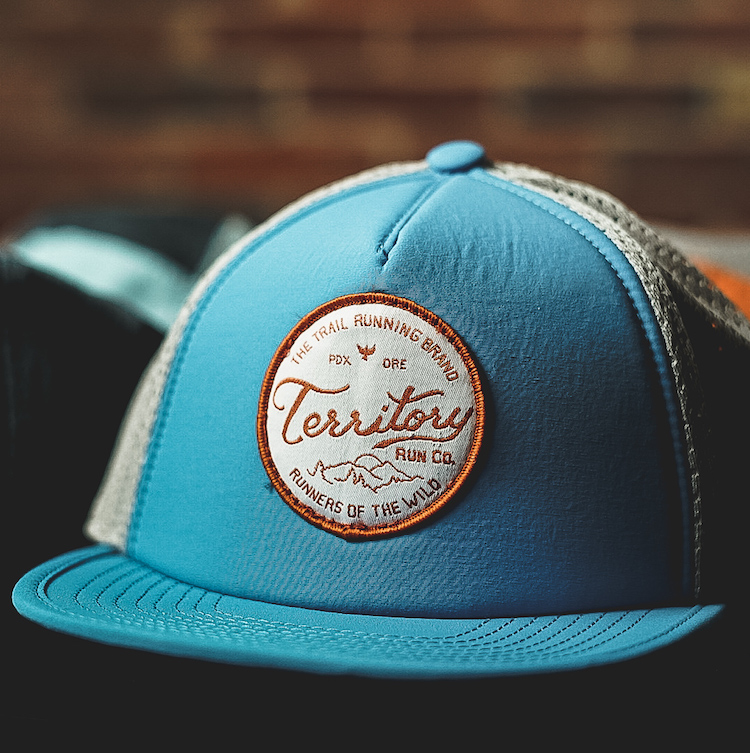 Territory Run Co. Loowit Athletic Trucker Hat