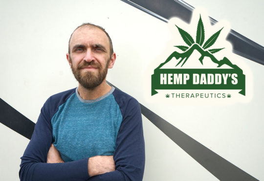 Hemp Daddy's - Caleb Simpson