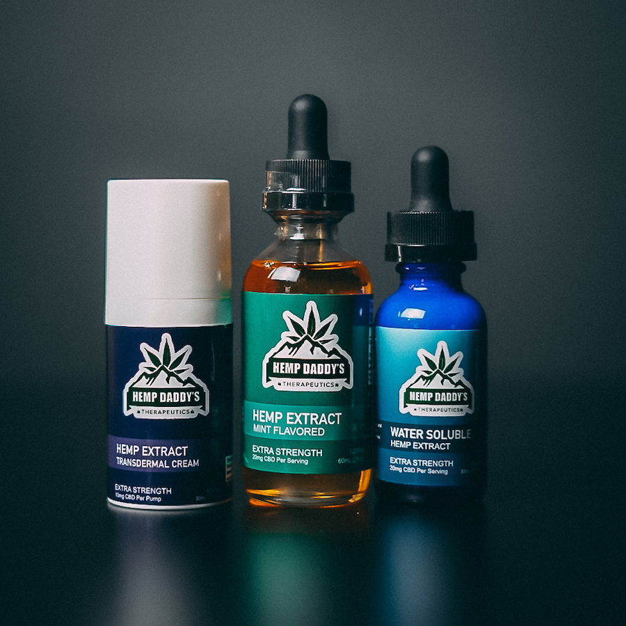 HEMP DADDYS ALL PRODUCTS