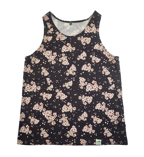 Spruced Athletics peak bloom Tank