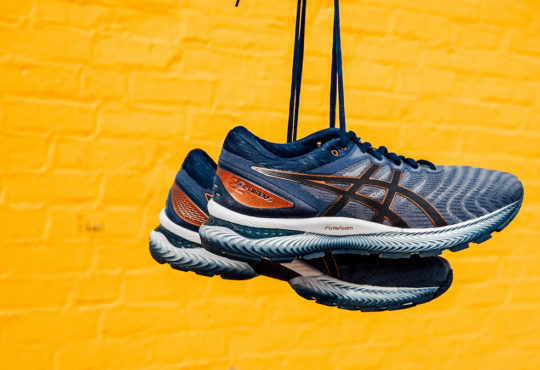ASICS GEL NIMBUS 22 FEATURE 1