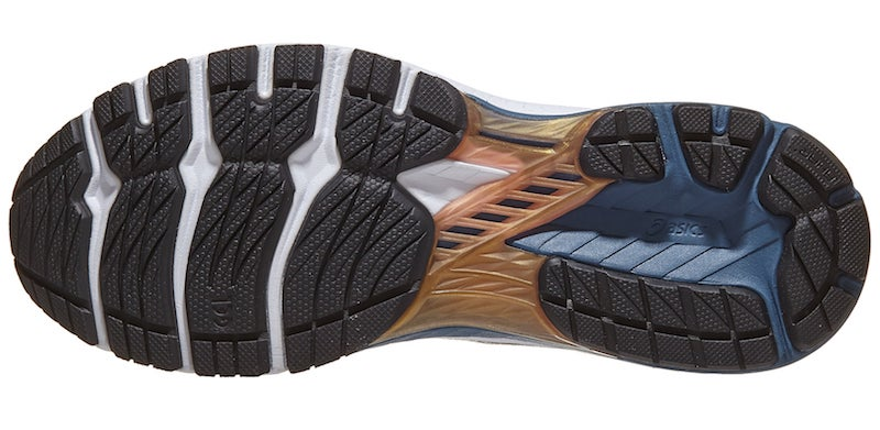 ASICS GT 2000 8 outsole
